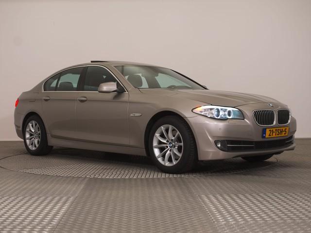 BMW 5 Serie 520i High Executive Aut. ECC NAV LEDER SDAK XENON PDC