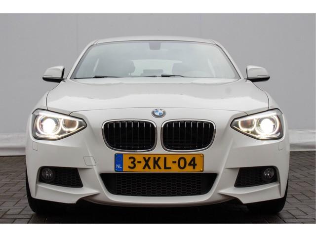 BMW 1 Serie 116i 136PK M-Pakket | Navigatie Prof. | Sportstoelen | Xenon | 18'' LMV