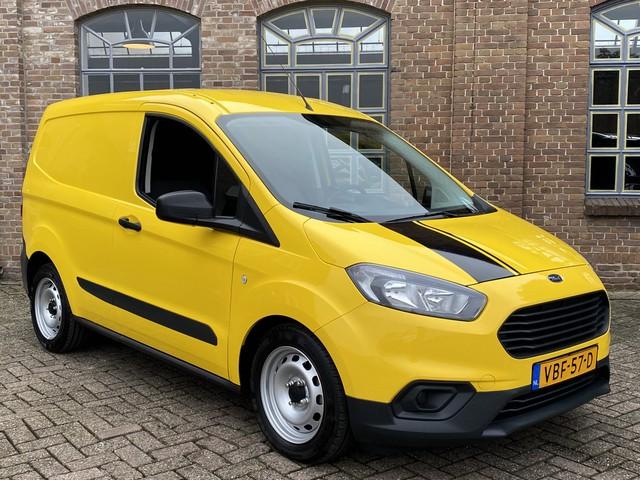 Ford Transit Courier 1.5 TDCI Ambiente 2019, *Trekhaak* Airco, USB AUX, 1e eigenaar, 18.802 km