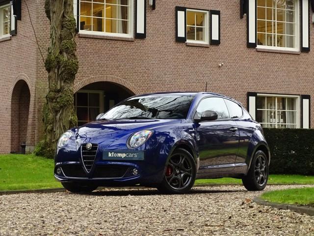 Alfa Romeo MiTo 1.4 T QV-line Sportiva Brembo Leer Uniek!