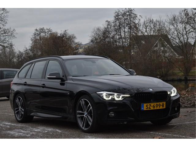 BMW 3 Serie Touring 318i 318 I Edition M Sport Shadow Executive NL-AUTO, NW.PRIJS € 47.000,- FULL LED, DIGITAAL DASHB., SPORTSTOELEN, STOELV