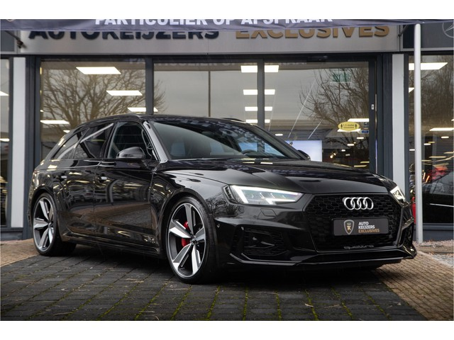 Audi RS4 Avant 2.9 TFSI RS4 quattro Audi garantie! B&O Panodak Adapt. cruise HUD FULL Benzine Automaat!