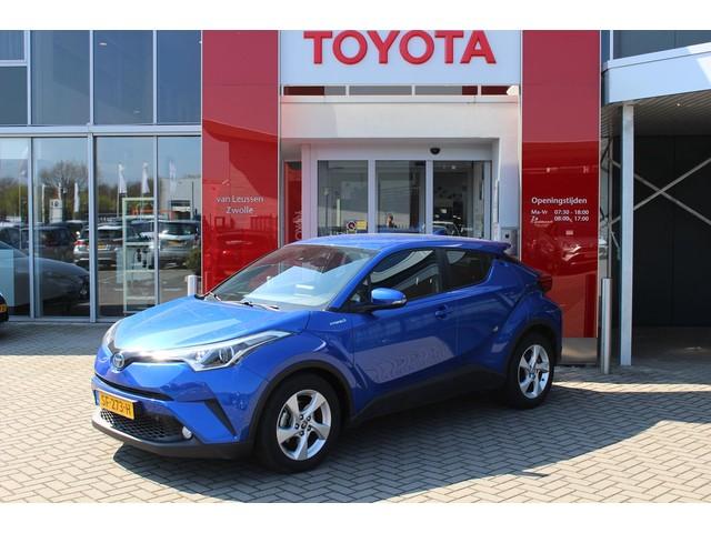 Toyota C-HR 1.8 HYBRID NL-AUTO PROEFRIT AAN HUIS