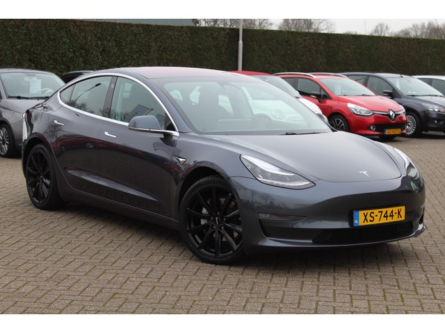 Tesla Model 3 Performance Excl. BTW 4% bijtelling   Panoramadak   Camera   Leder