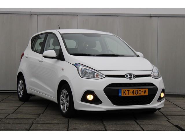 Hyundai i10 1.0i i-Motion Comfort Navigatie, Cruise Control, Climate control