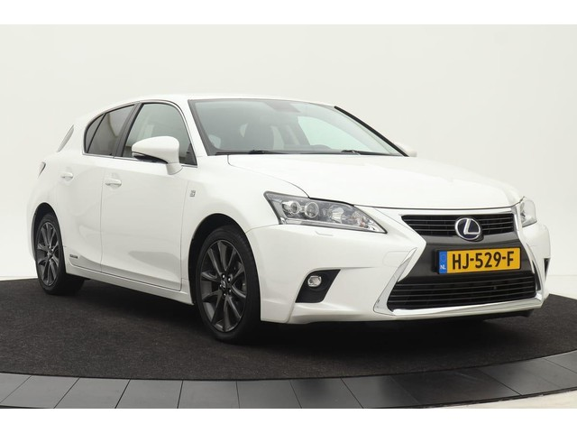 Lexus CT 200h 200h 25th Edition Sport | Full-LED | Alcantara | Navigatie | Camera | Keyless