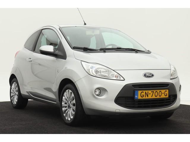 Ford Ka 1.2 Titanium X | Dealer onderhouden | Climate control | Stoelverwarming | Bluetooth | Parkeersensoren