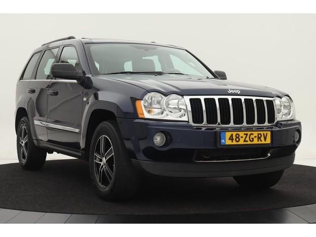 Jeep Grand Cherokee 3.0 V6 CRD Aut. Laredo | Navigatie | Climate control | Stoelverwarming | Schuif -kanteldak | Trekhaak | PDC V+A | Volleder