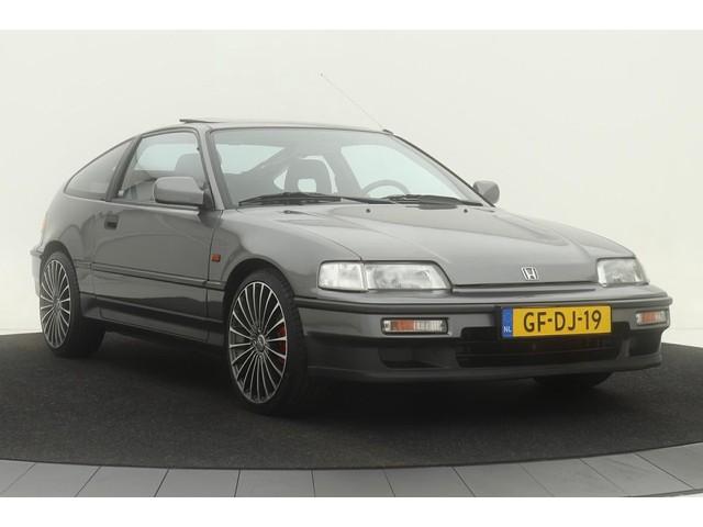 Honda Civic Civic CRX 1.6 16V Coupe | Origineel NL | EPS uitlaat | 3 eigenaren | Alle historie aanwezig!