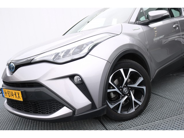 Toyota C-HR 2.0 Hybrid 184 PK Dynamic, Parkeersensoren!
