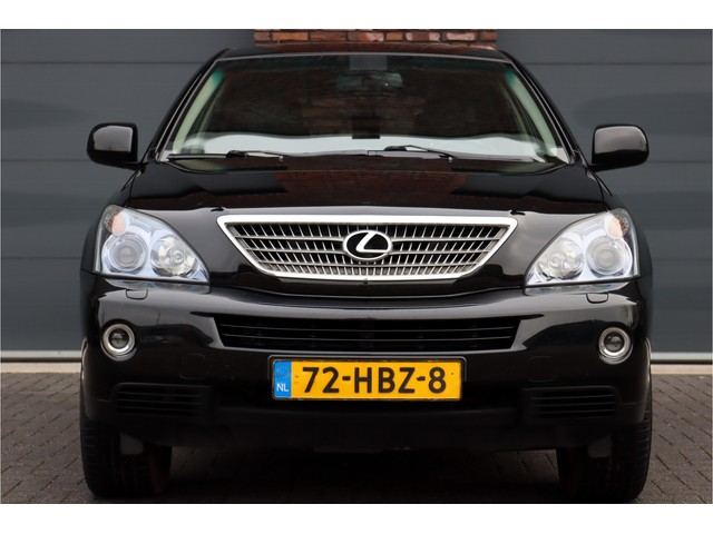 Lexus RX 400h Executive Aut., Navigatie, Leder, Memory, Camera, Afn. Trekhaak, Stoelverwarming, Elek. Achterklep, Bluetooth, Etc.