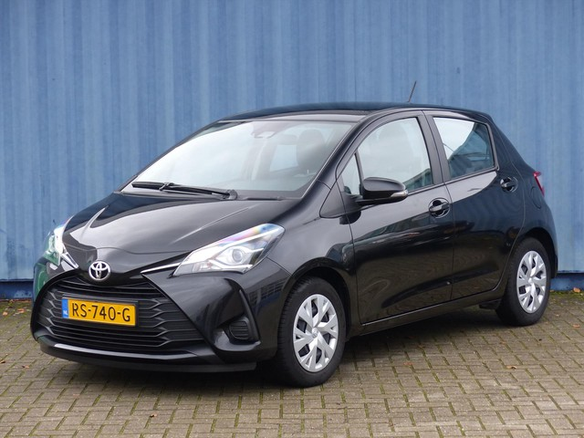 Toyota Yaris 5drs Aspiration Camera| Cruise contr| Clima| Bluetooth|