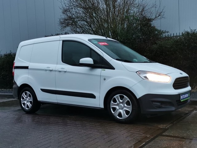 Ford Courier transit 1.5 tdci ac