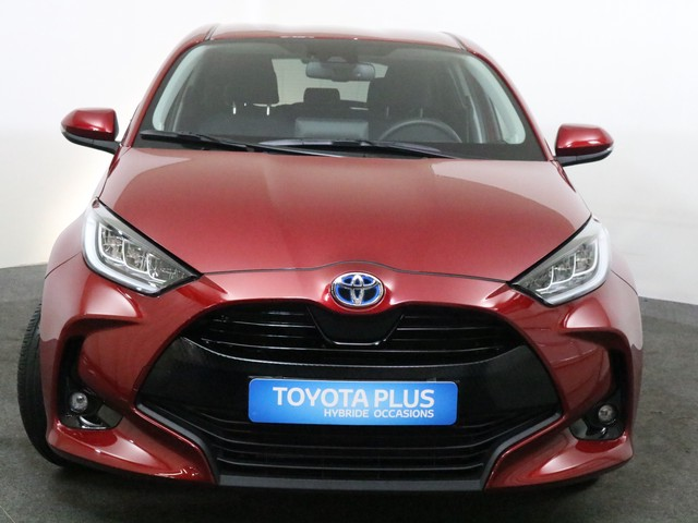 Toyota Yaris 1.5 Hybrid Dynamic Limited, Apple Carplay Android Auto, Getinte ramen, Stoelverwarming