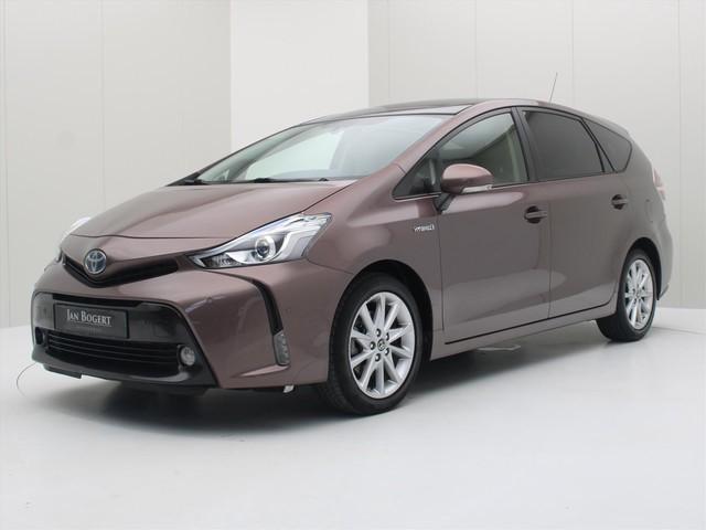 Toyota Prius Wagon 1.8 Hybrid Dynamic Bns 7P [ PANODAK+LEDER+CAMERA+NAVIGATIE+CRUISE+PDC ]