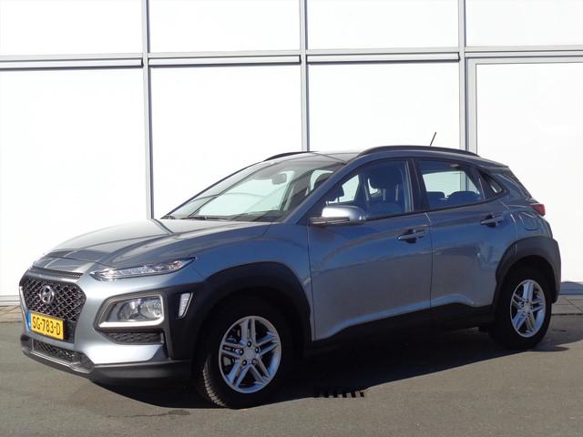 Hyundai Kona 1.0 T-GDI 120 PK FASHION   LAGE KM STAND 6.500 KM!!   NAVIGATIE   CLIMATE CONTROL   CAMERA   LM-VELGEN  