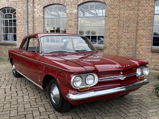 Chevrolet Corvair 1964 Coupe *AUTOMAAT* Zeer netjes! MONZA Uitvoering