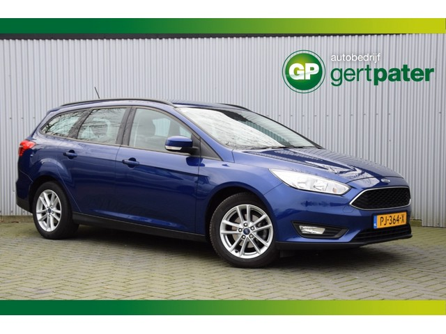 Ford Focus Wagon 125PK Lease Edition Trekhaak Clima PDC Navi