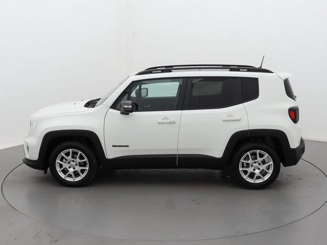 Jeep Renegade Limited | 1.0 Turbo 120PK | Climate Control | Apple Carplay | Keyless | Adaptive Cruise | Lane Assist | 17'' inch LM velgen