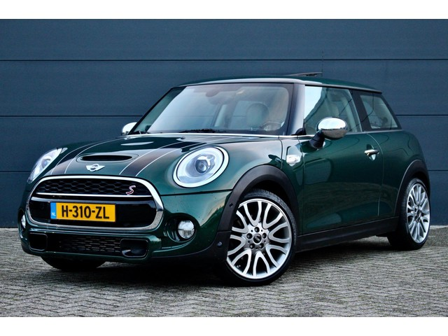 MINI Mini 2.0 Cooper S Chili Serious Business (PANORAMADAK, AUTOMAAT, HARMAN KARDON, GROOT NAVIGATIE, CLIMATE CONTROL)