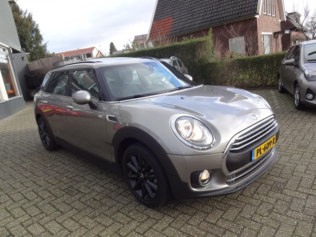 MINI Clubman 1.5 One Pepper, Panoramadak - Clima - Navi