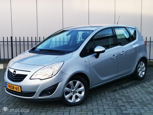 Opel Meriva 1.4 Turbo Design Edition Trekhaak, cruise contro