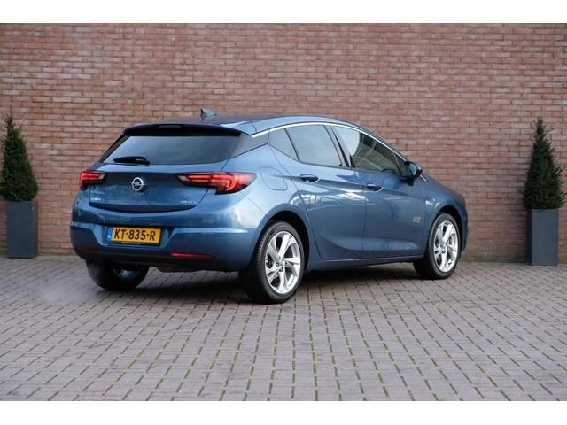 Opel Astra 1.4 Turbo 150pk 6-bak 5-drs Dynamic | Navi | Climate | Cruise | PDC | Rijstrooksensor