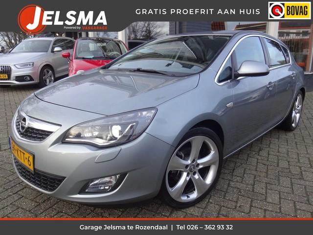 Opel Astra 1.6 Turbo Sport 180pk - orig. NL auto - LPG G3