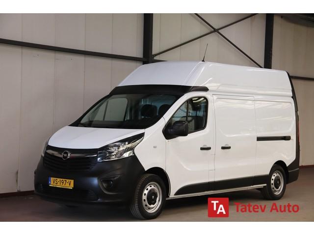 Opel Vivaro 1.6 CDTI L2H2 MET LAADKLEP