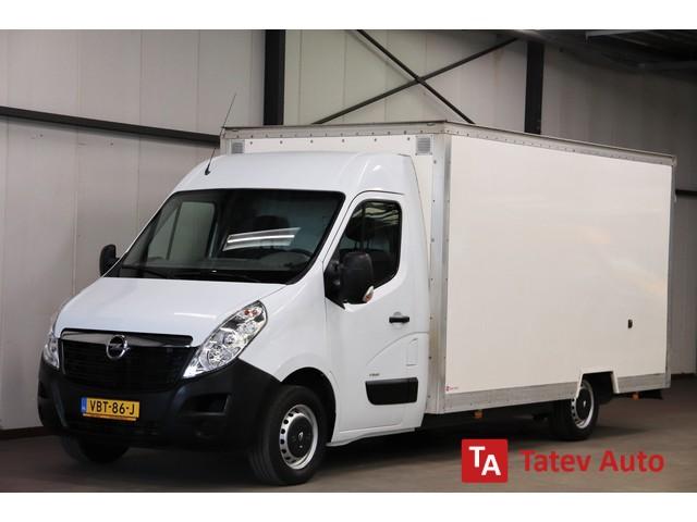 Opel Movano 2.3 CDTI BAKWAGEN MEUBELBAK LOWLINER MET ZIJDEUR