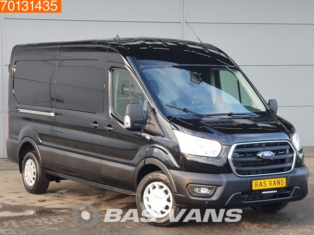 Ford Transit 350 2.0 TDCI 130PK Automaat L3H2 Trend Camera Airco Cruise L3H2 11m3 Airco Cruise control