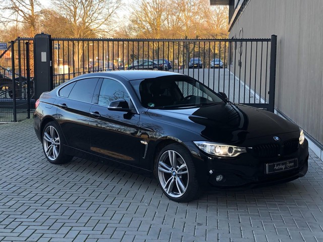 BMW 4 Serie Gran Coupe 428i xDrive Executive Automaat (2014)