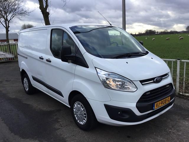 Ford Transit Custom 270 2.2 TDCI L1H1 AIRCO NAVI BJ 2014