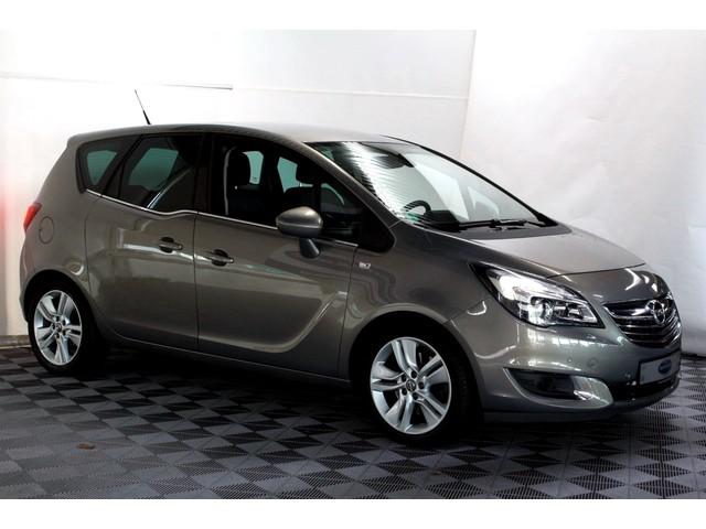 Opel Meriva 1.4 Turbo 140pk AUT Cosmo NAVI CAMERA BT STUUR STOELVERW. '14