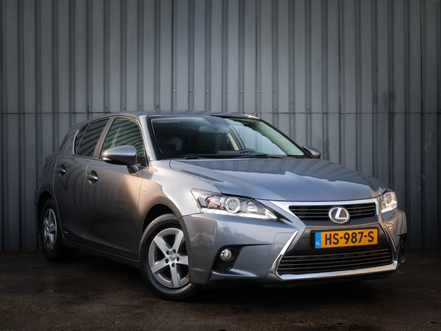 Lexus CT 200h 25th Edition, 1-Ste-Eigenaar, Navigatie, A-Camera, Key-Less, Parkeer-Sensoren A, Lexus-Dealer-Onderh, NL-Auto
