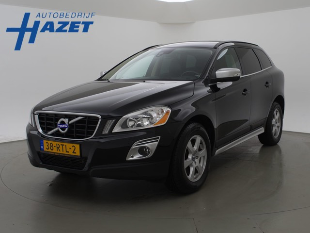 Volvo XC60 2.4D 176 PK + LEDER   PRIVACY GLASS   PDC   CLIMATE CRUISE CONTROL