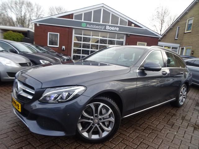 Mercedes-Benz C-Klasse Estate 350 e Lease Edition 279pk Ex.BTW, Vol Opties!!