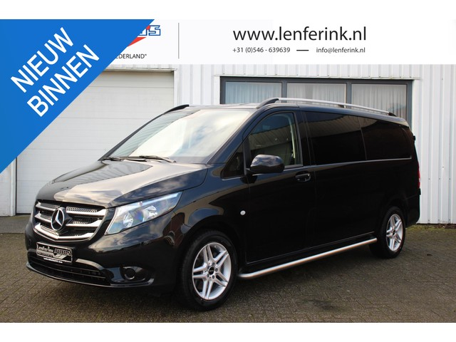 Mercedes-Benz Vito 114 CDI Aut. Dubbel Cabine XL Navi Dakrails, 17