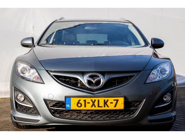Mazda 6 Sportbreak 1.8 Exclusive GT | Climate Control | Half Leder | Cruise Control | Trekhaak