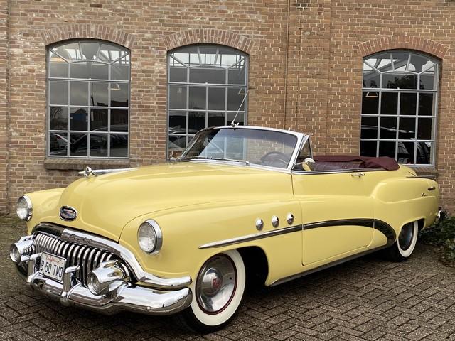 Buick Super Cabriolet 1952 *FULLY RESTORED* Perfect, Cabriolet, Full Resto, 263 FIREBALL