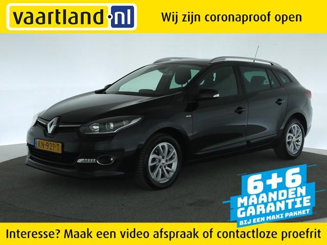Renault Megane 1.5 dCi Facelift [ Navi Clima Cruise ]