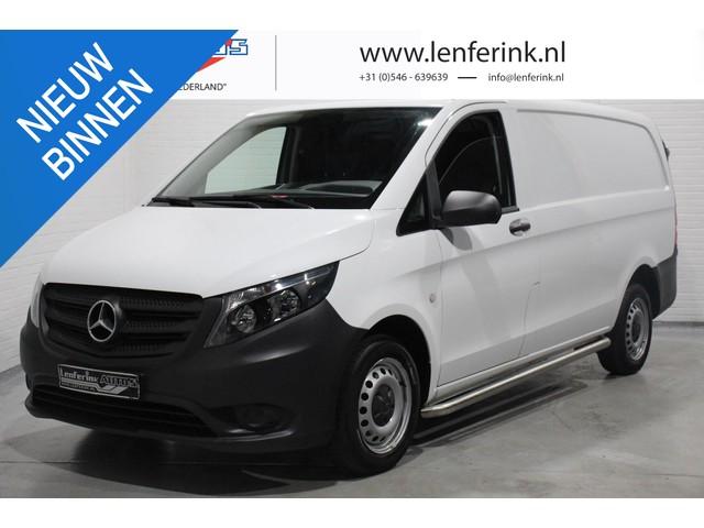 Mercedes-Benz Vito 111 CDI Lang L2 114 pk Airco, Achterdeuren Bijrijdersbank, Laadruimte Pakket, Bluetooth