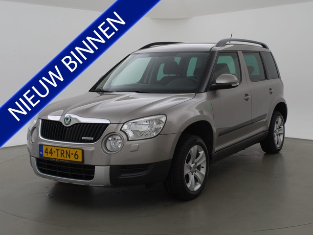 Skoda Yeti 1.6 TDI GREENLINE AMBITION + AFN. TREKHAAK