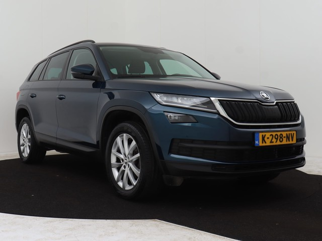 Skoda Kodiaq 1.5 TSI 150PK DSG AUT. Business Edition 7persoons | Navigatie | Apple carplay | Camera | PDC | Cruise