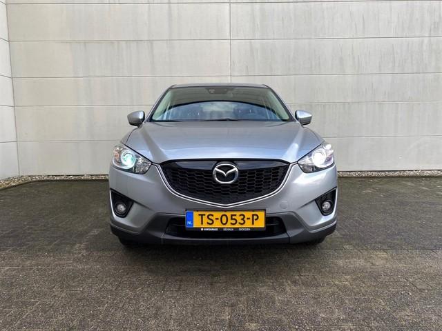 Mazda CX-5 2.0 TS+ 4WD ( navi | clima | xenon | trekhaak | automaat )