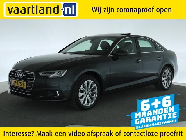Audi A4 2.0 TFSI ultra Sport Aut. [ Virtual Navi Leder LED Schuifdak ]