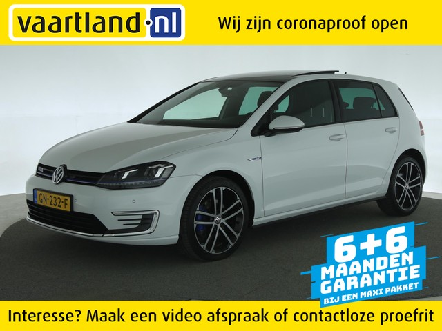Volkswagen Golf 1.4 TSI GTE Executive Plus [ panorama full led navi ] Ex BTW