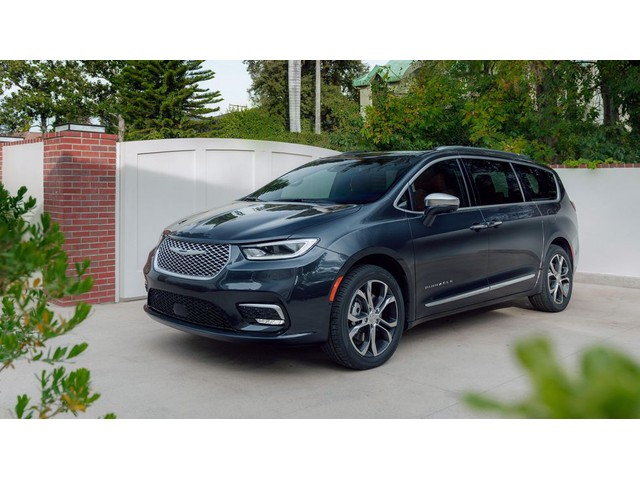 Chrysler Pacifica 3.6 V6 Pinnacle AWD NIEUW MODEL MY2021