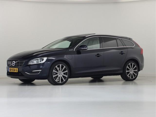Volvo V60 2.4 D6 AWD Plug-in Hybrid Summum - Excl. BTW.