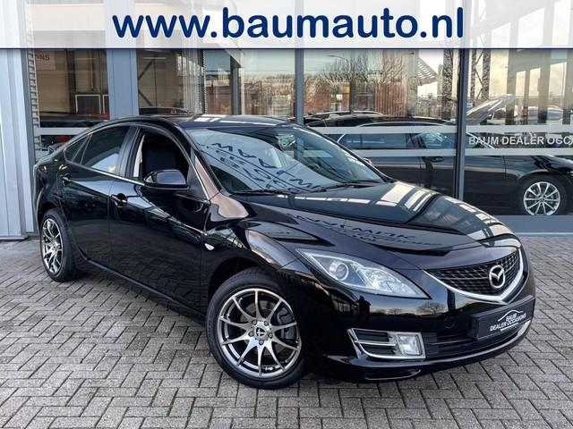 Mazda 6 2.0 S-VT BUSINESS AIRCO-ECC NAVI LMV PDC-CAMERA